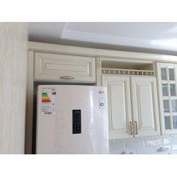 Полка над холодильником (высота 28 см)