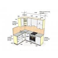Кухня ЗОВ Акрил Сливки ШТА425