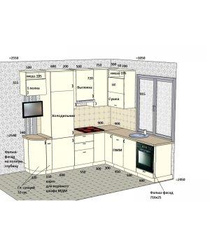 Кухня NEO фасад система глянец CS002 Bianco Neve