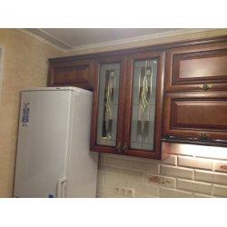 Высота полки над холодильником 30 см