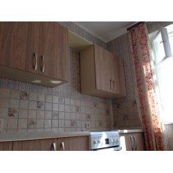 Вид на кухню снизу