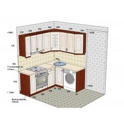 Дизайн-проект кухни