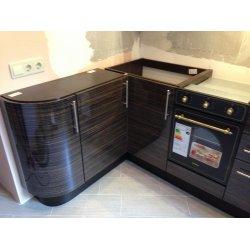 Левая сторона кухни глубиной 30 см