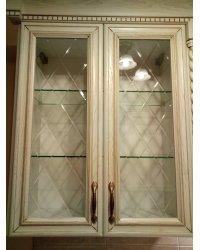Витрина Glass V10, стекло прозрачное