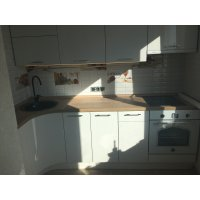 Кухня НЕО эмаль глянец БАЛ810