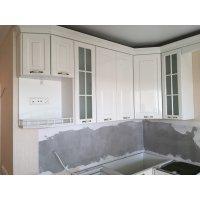 Кухня НЕО Париж глянец RAL9003  БАЛ811